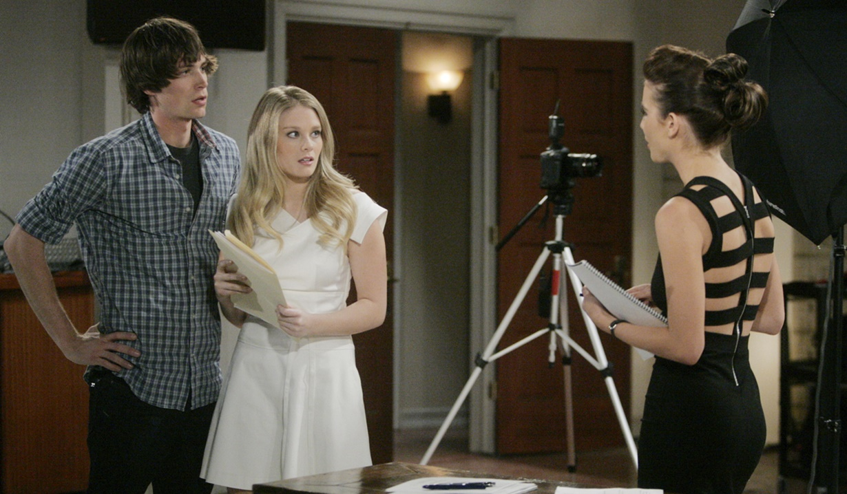 Hope, Steffy, Oliver B&B