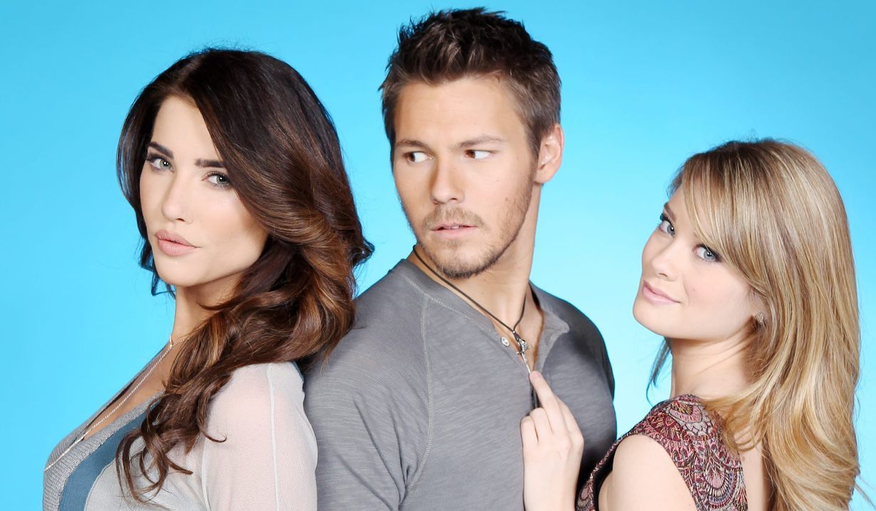 Jacqueline MacInnes Wood, Scott Clifton, Kimberly Matula bold beautiful steffy hope liam