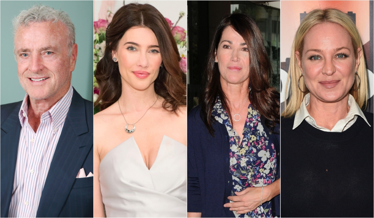 Kevin Dobson Jacqueline MacInnes Wood Kim Delaney Sharon Case Days of our Lives General Hospital Bold and the Beautiful Young and the Restless