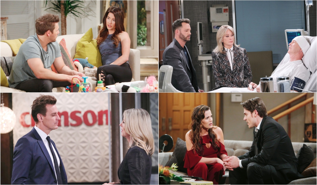 9-12-20 spoilers for bold and beautiful days of our lives general hospital young and restless