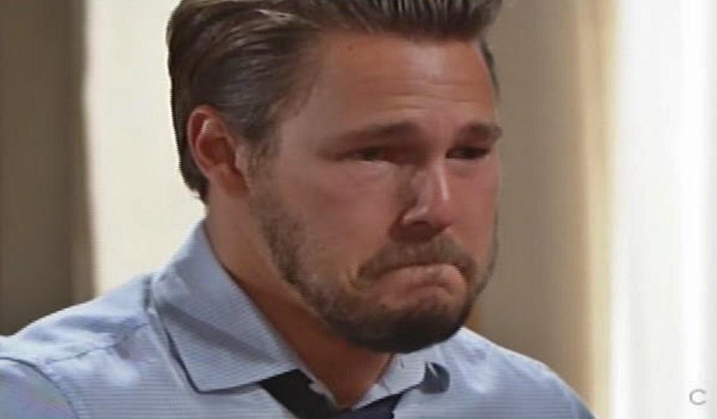 Liam tears B&B