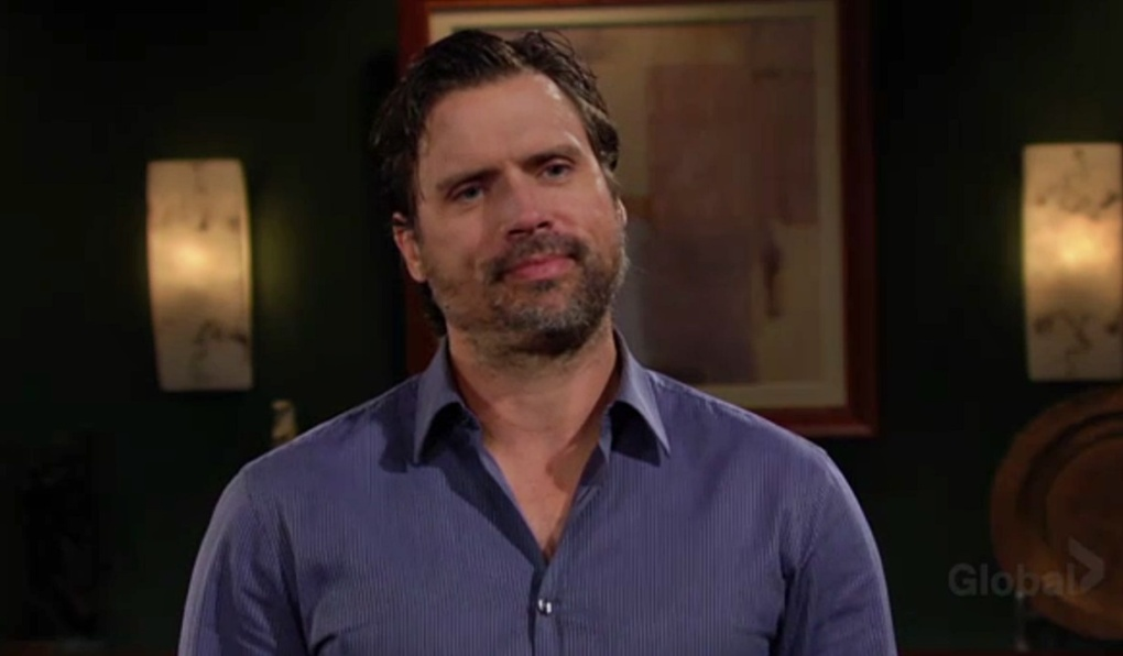 Nick grilled by Phyllis Y&R