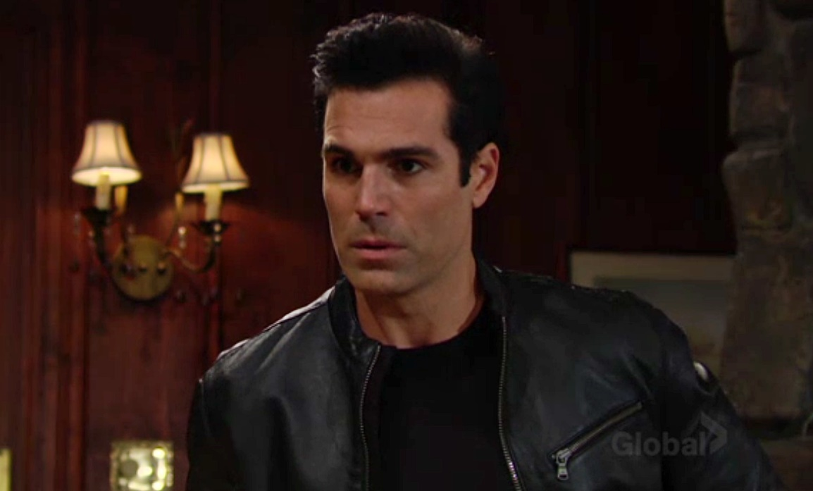 Rey angry about Adam Y&R