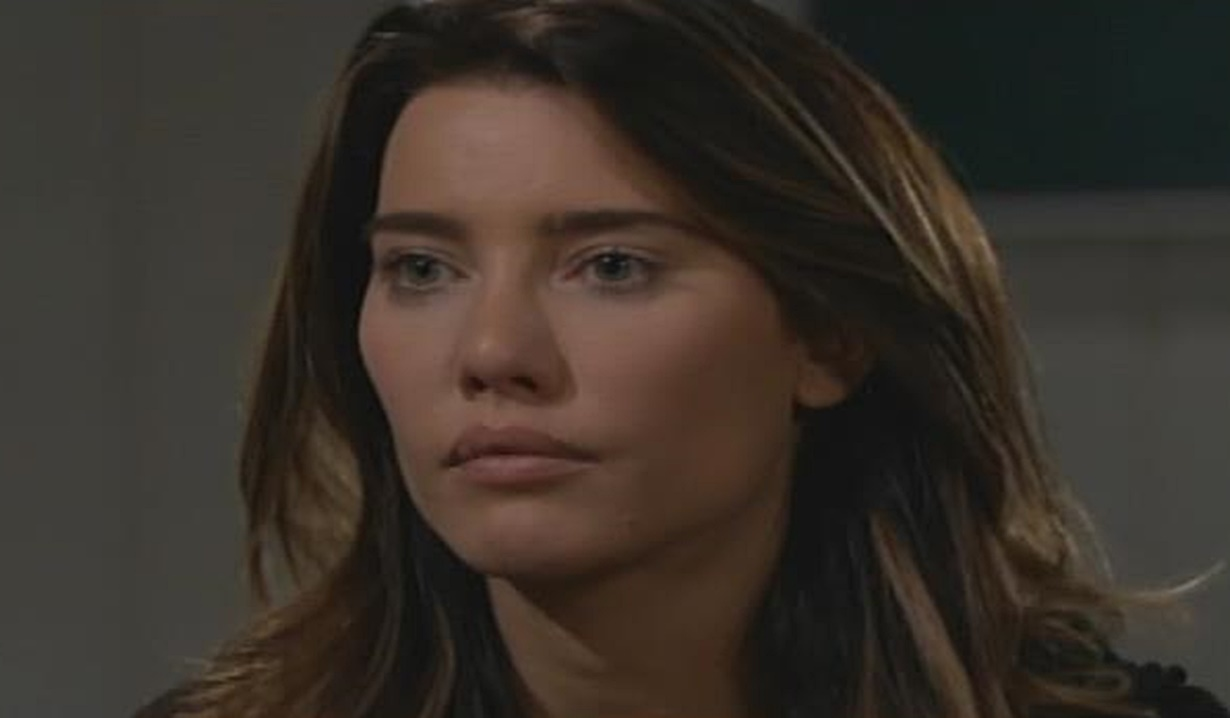 Steffy questioned by Hope B&B