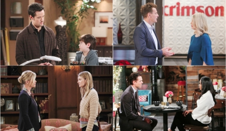 9-19-20 spoilers for bold and beautiful days of our lives general hospital young and restless