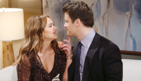 Michael Mealor, Hunter King Young Restless