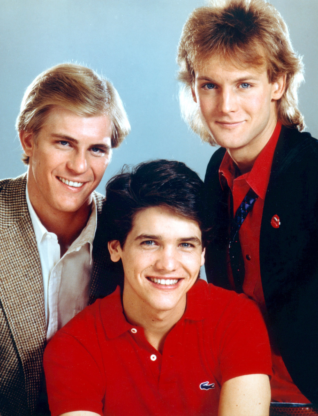 Young Restless Paul Danny Andy 1980s