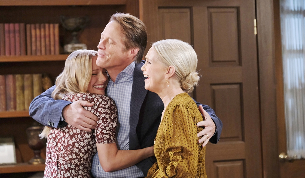 abby reunited with jack and jenn days of our lives