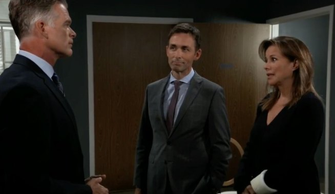Alexis meets Neil's brother on GH