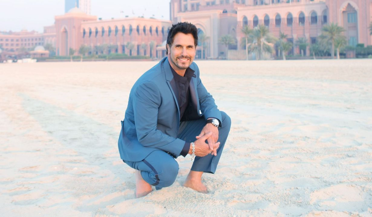 "Don Diamont ""The Bold and the Beautiful"" bill gallery"
