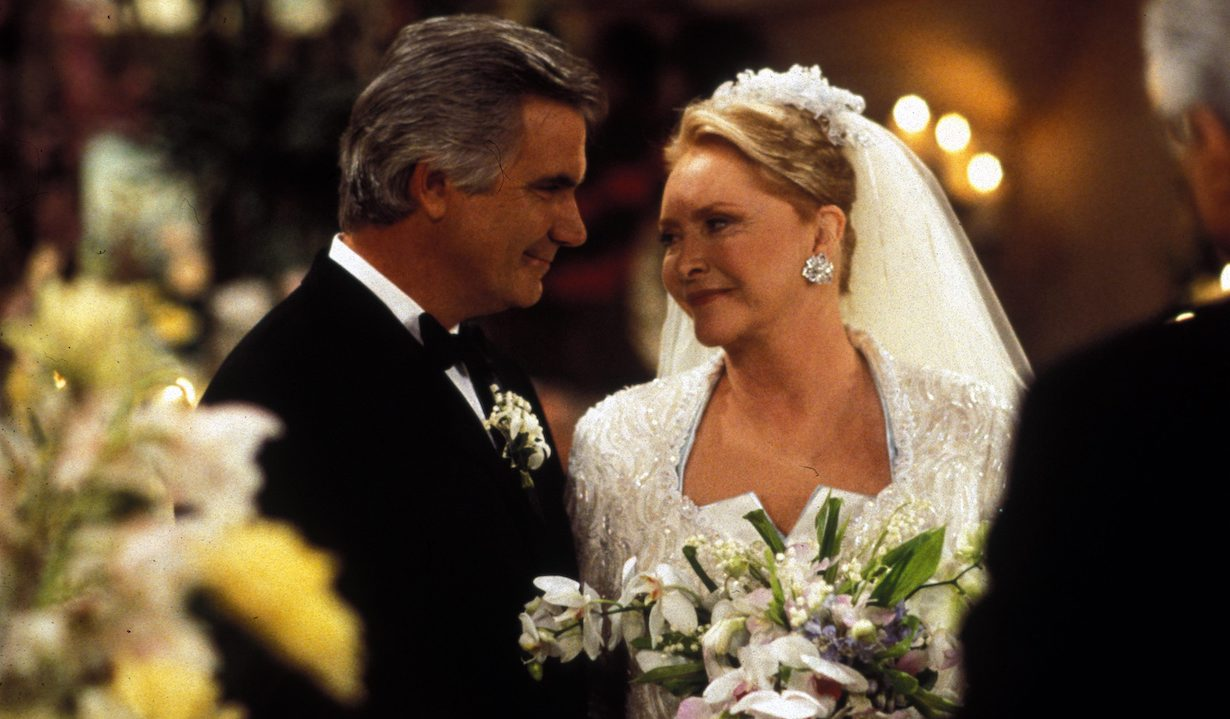 bold and beautiful eric and stephanie wedding john mccoy susan flannery
