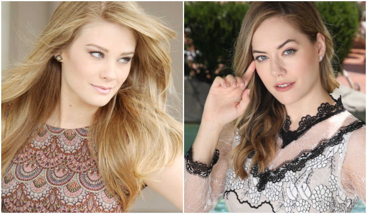 bold beautiful kim Matula annika noelle gallery hope