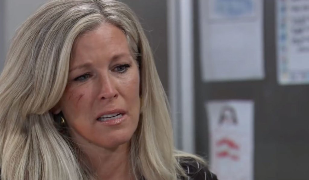 Carly feels conflicted about Nelle on GH