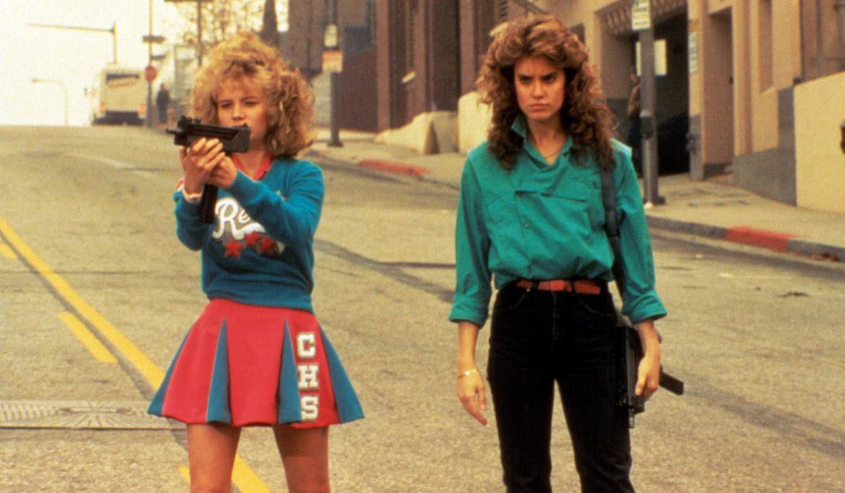 night of the comet kelli maroney catherine mary stewart