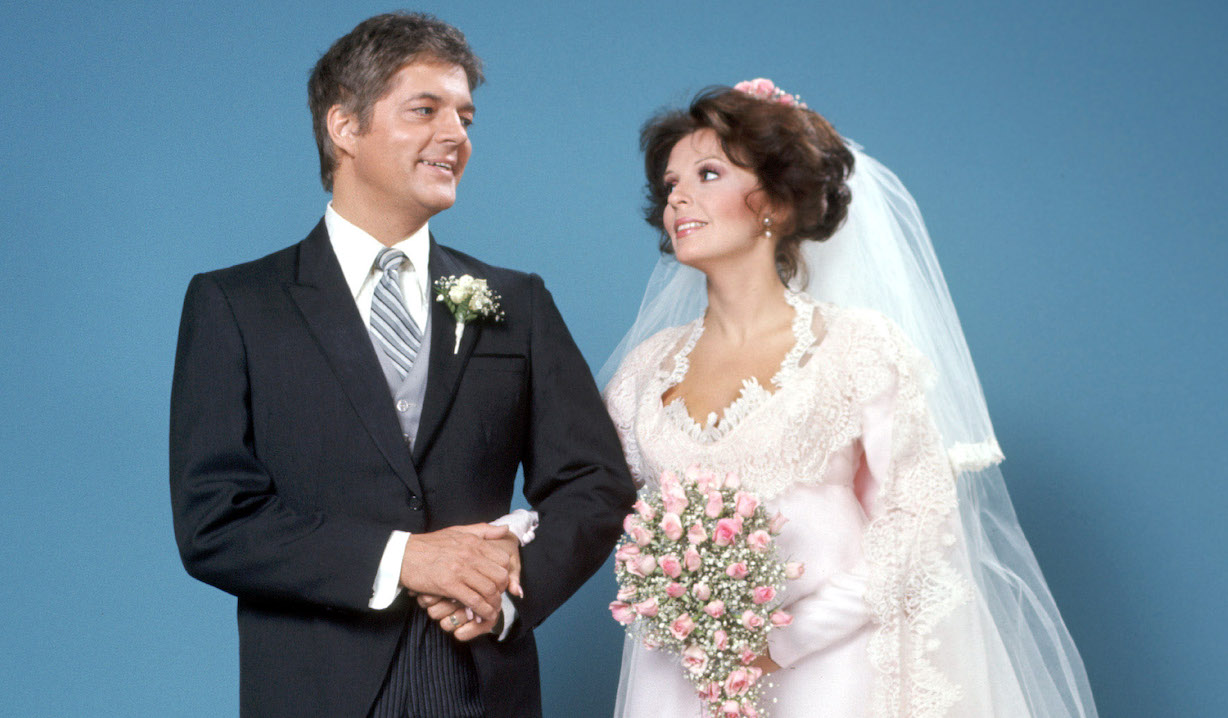days of our lives julie doug wedding bill susan sea forth hayes