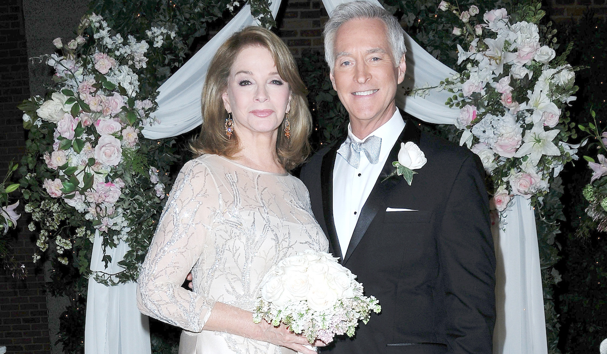 days of our lives john marlena wedding Deidre Hall, Drake Hogestyn