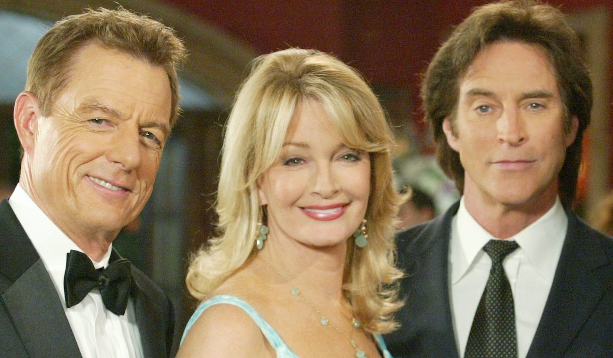 Deidre Hall, Drake Hogestyn, Wayne Northrop days of our lives roman marlena john