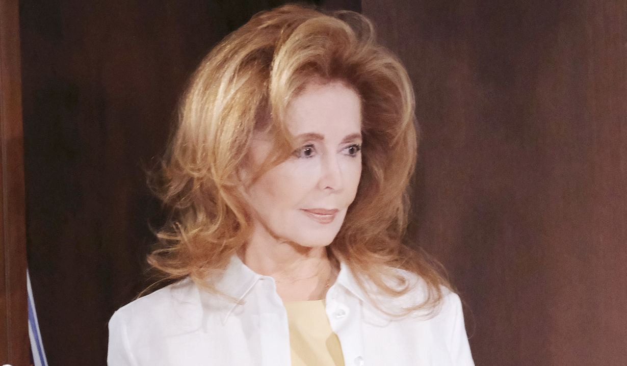 days of our lives suzanne rogers maggie pensive