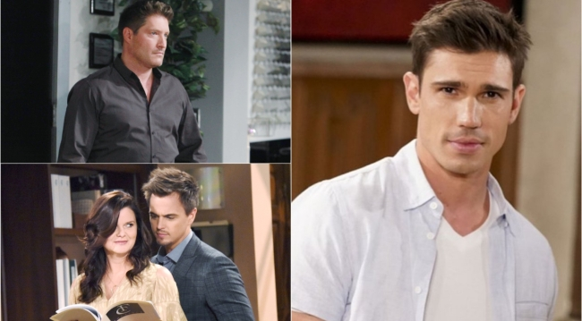 Deacon, Wyatt and Finn as potential love interests for Katie on Bold and Beautiful
