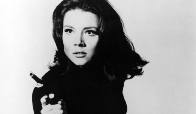 the avengers diana rigg