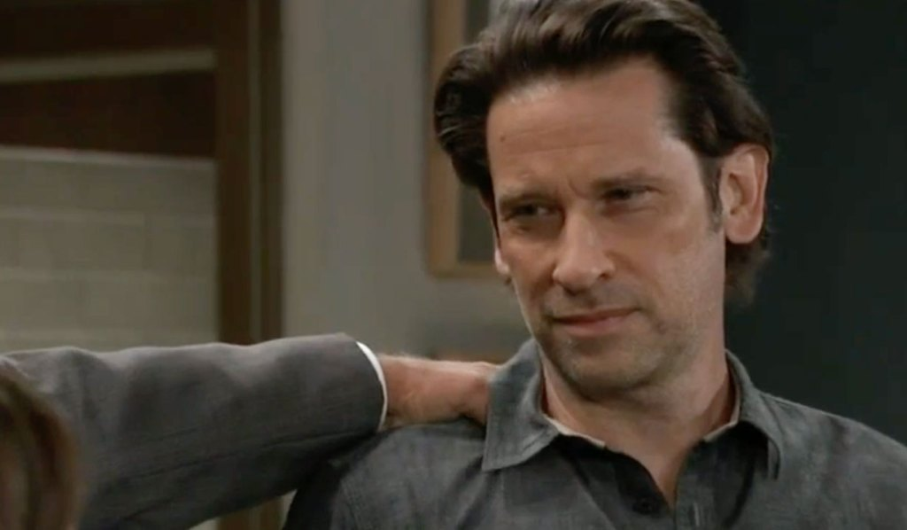 Scott and Franco blackmail on GH