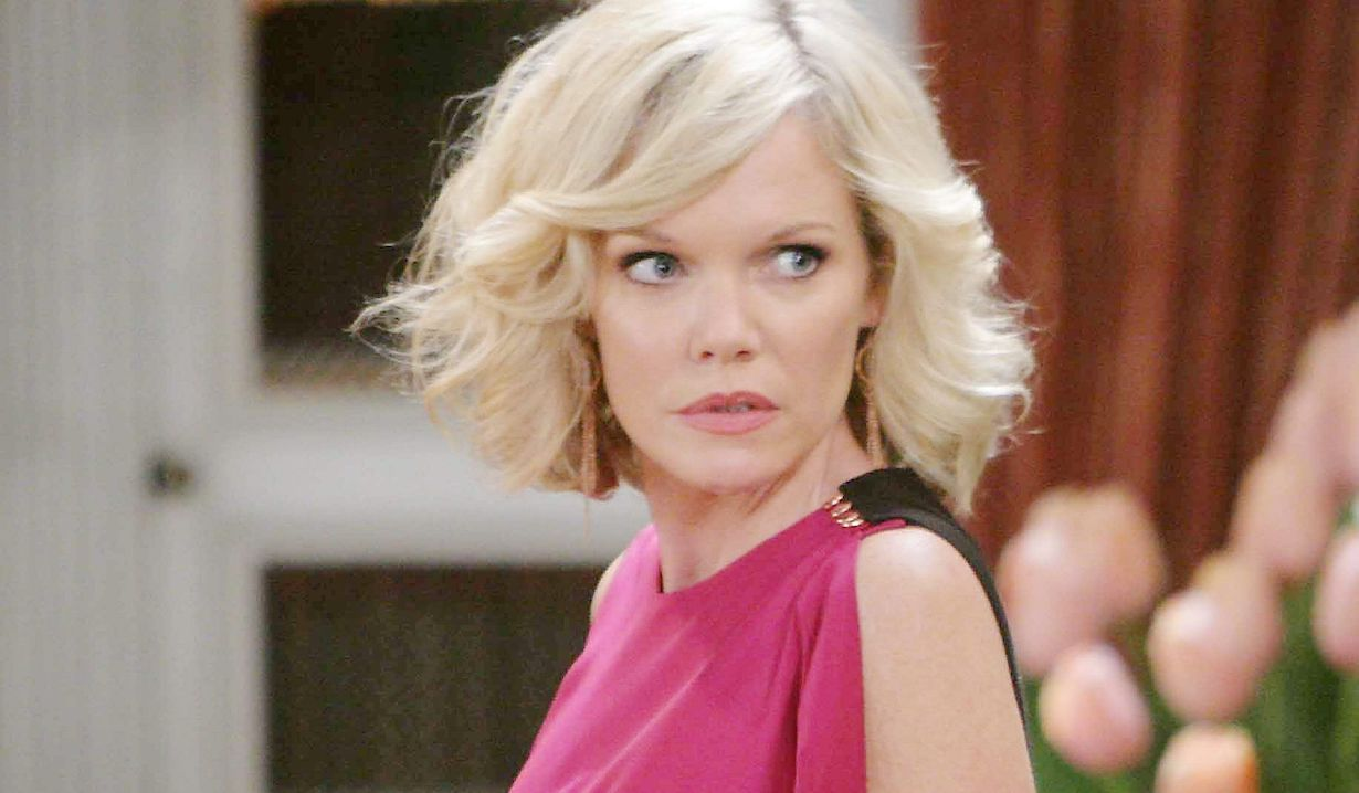 General Hospital Maura West as Ava