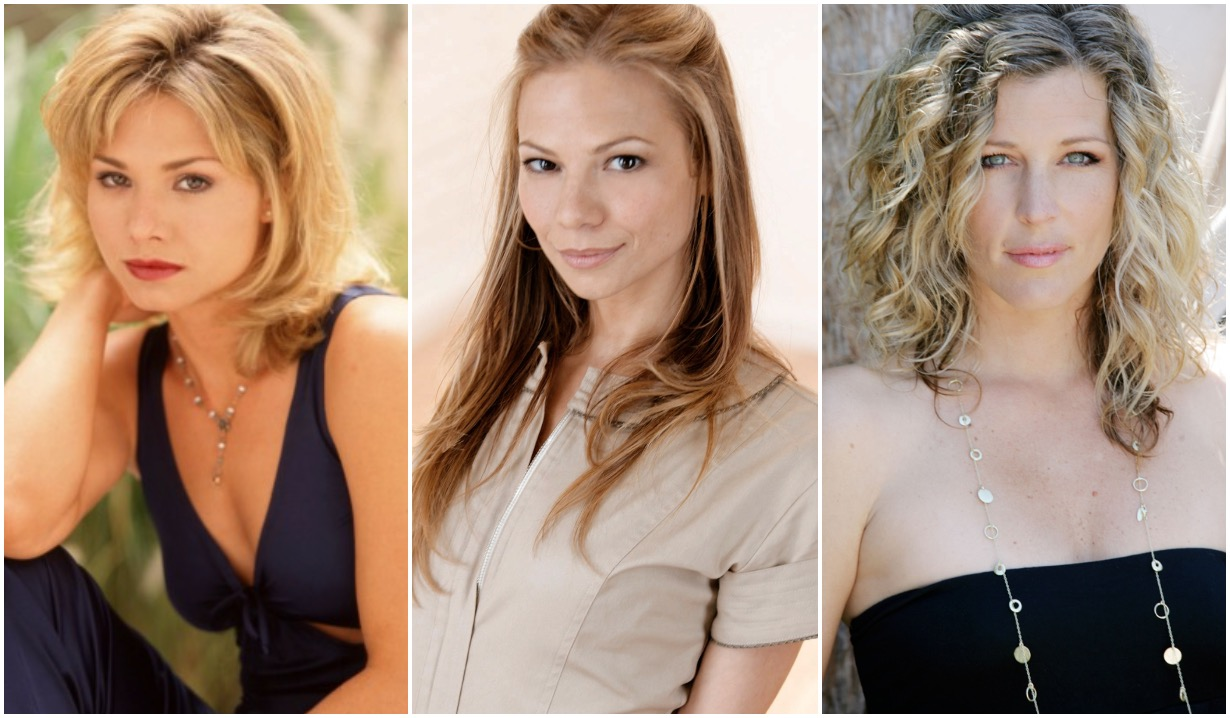 general hospital sarah brown tamara braun and laura wright as carly