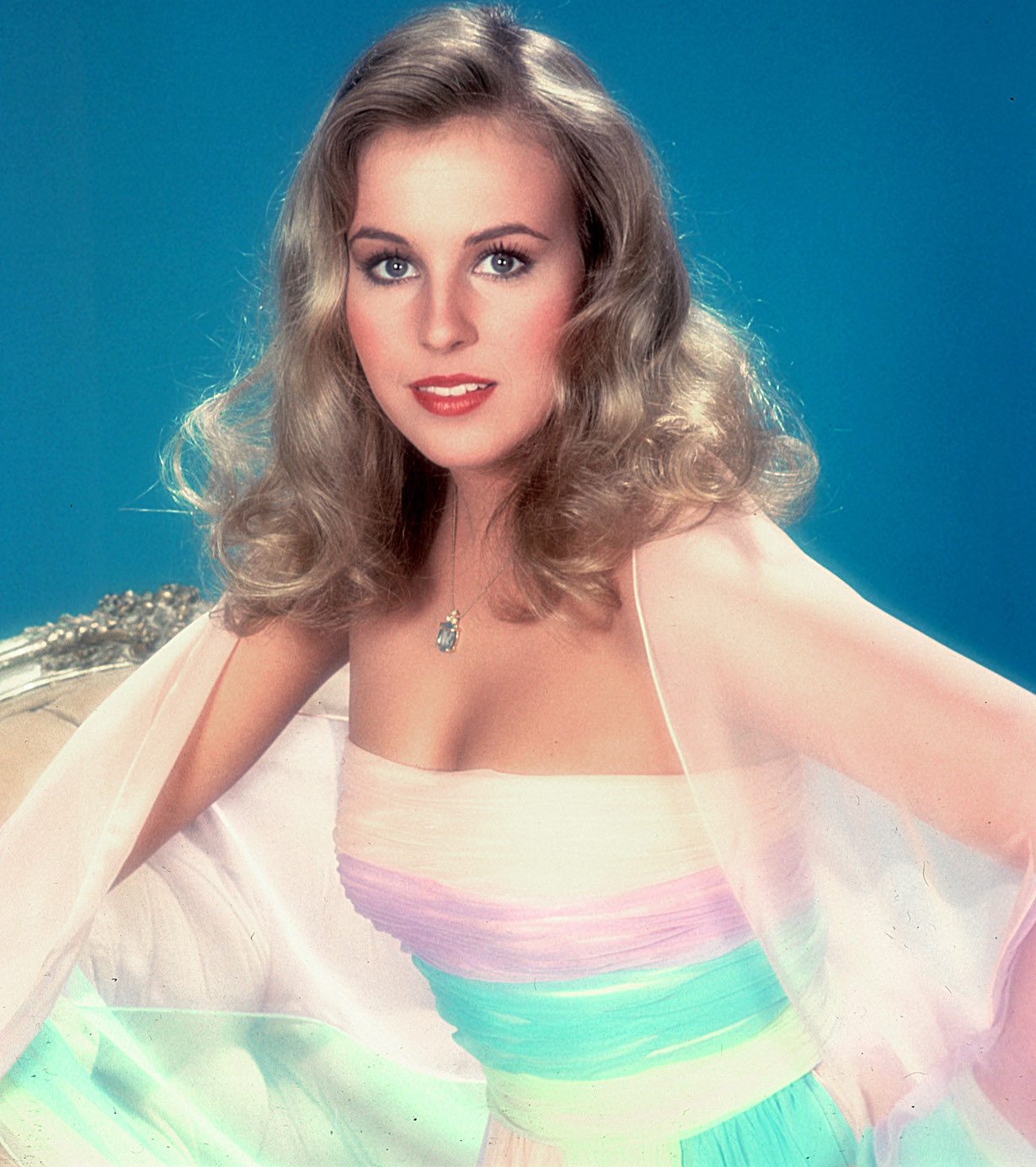 general hospital genie francis as laura portrait