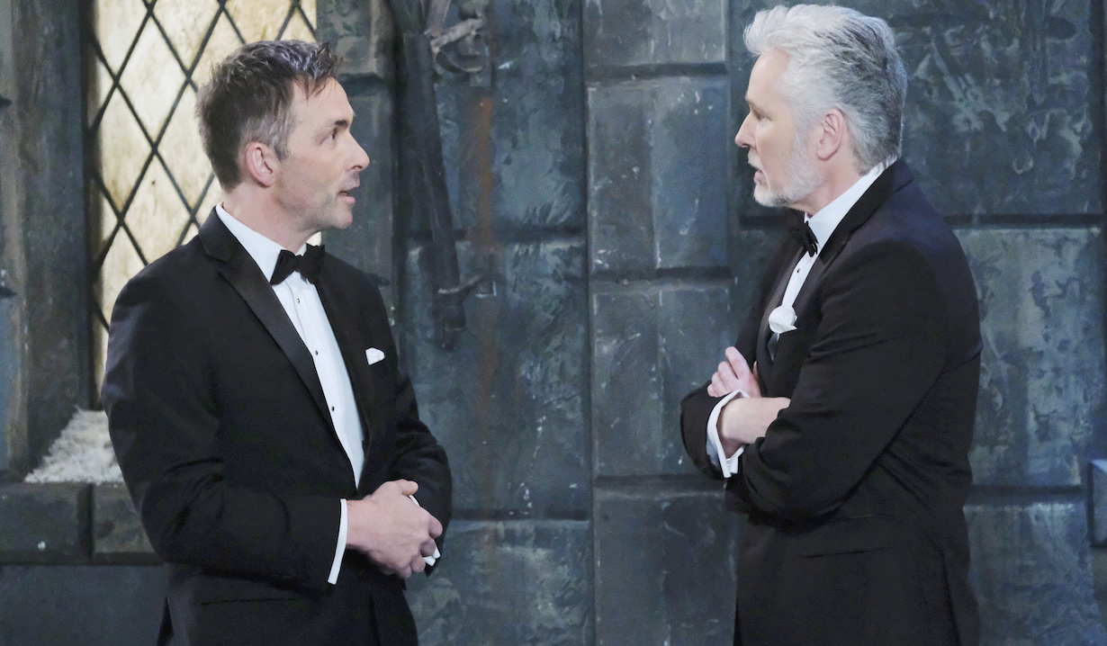 James Patrick Stuart, Michael E Knight general hospital martin valentin