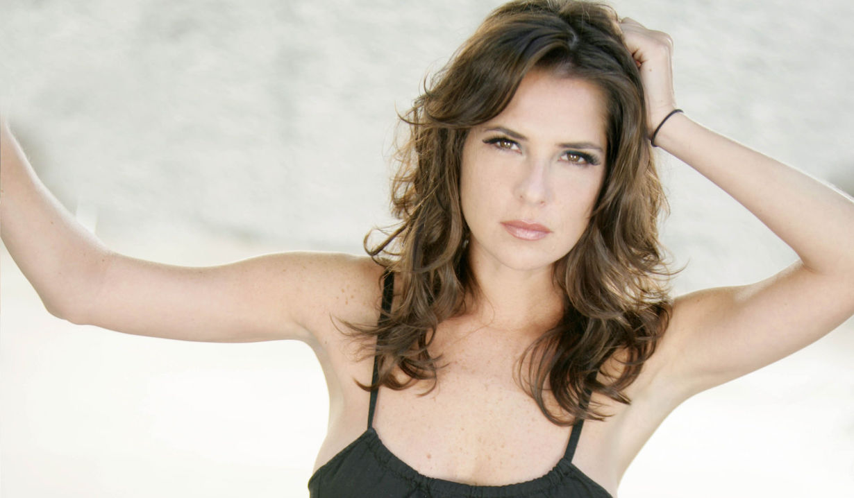 General Hospital Kelly Monaco Sam