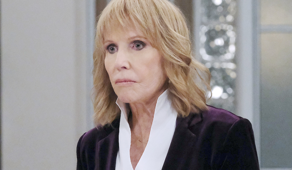 general hospital leslie charleson as monica quartermaine