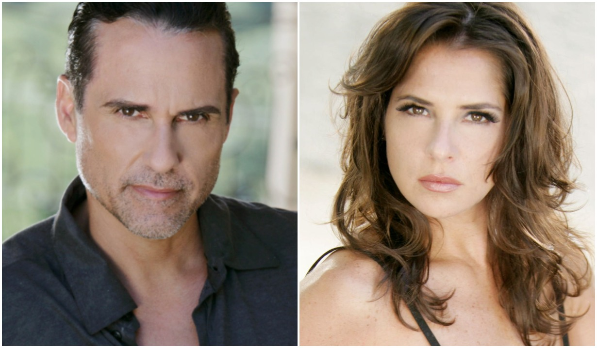 general hospital maurice benard kelly monaco sonny sam