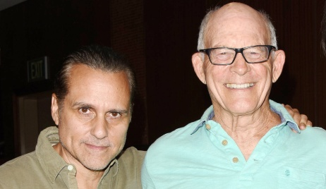 Maurice Benard, Max Gail, general hospital sonny mike