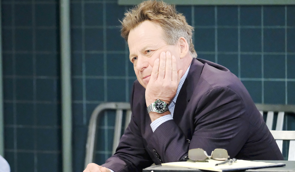 "Kin Shriner as Scotty on ""General Hospital"""