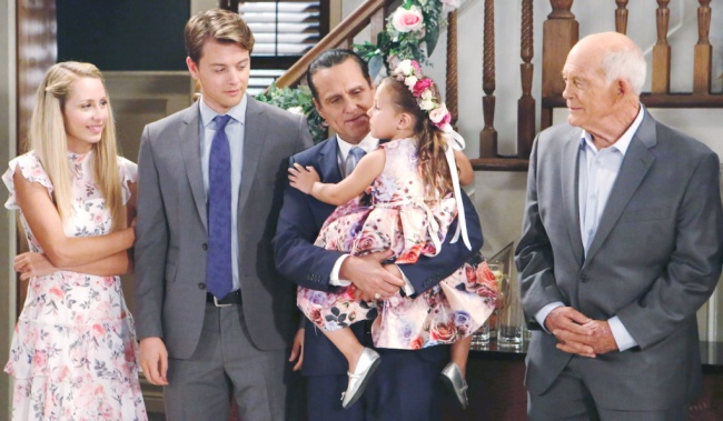 general hospital maurice benard max gail sonny mike carly vow renewal hw