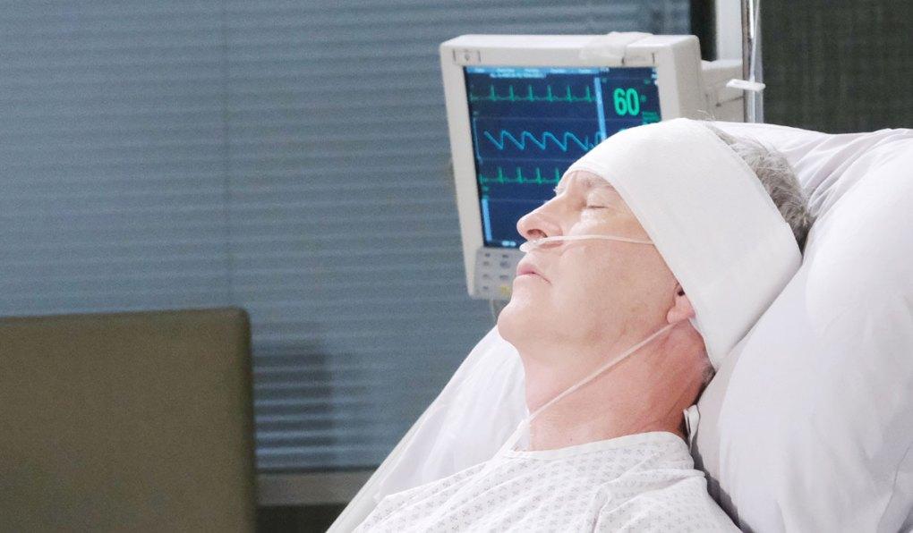john wakes up in the hospital days
