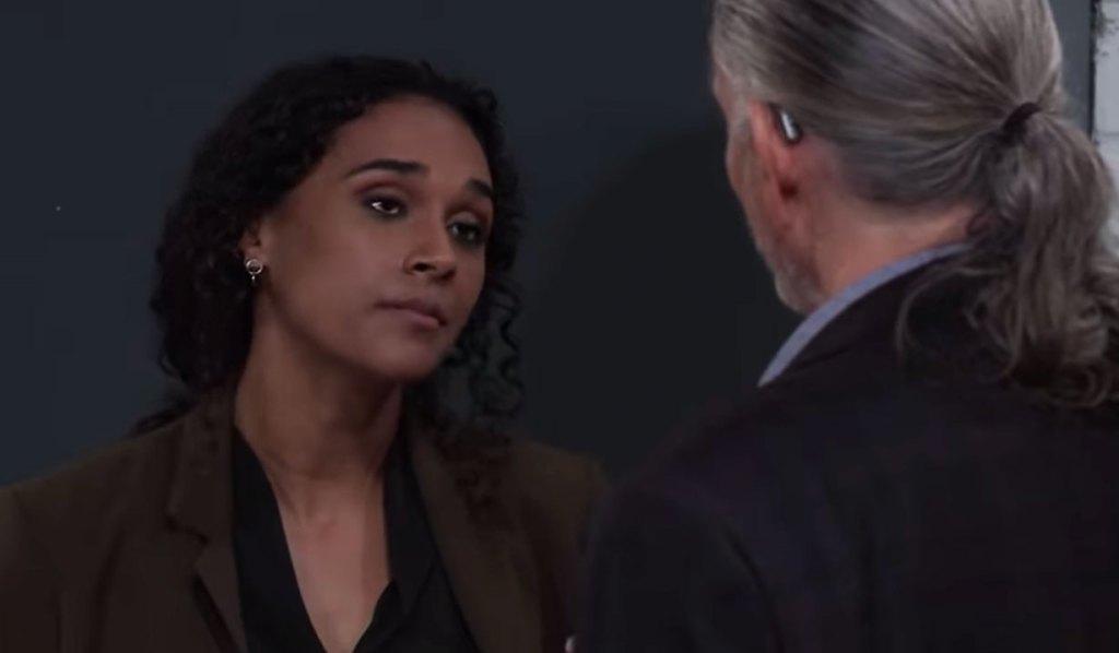 Jordan confronts Cyrus on GH