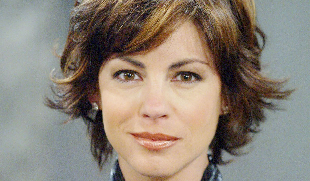 Julie Pinson as Billie Reed on Days of our Lives