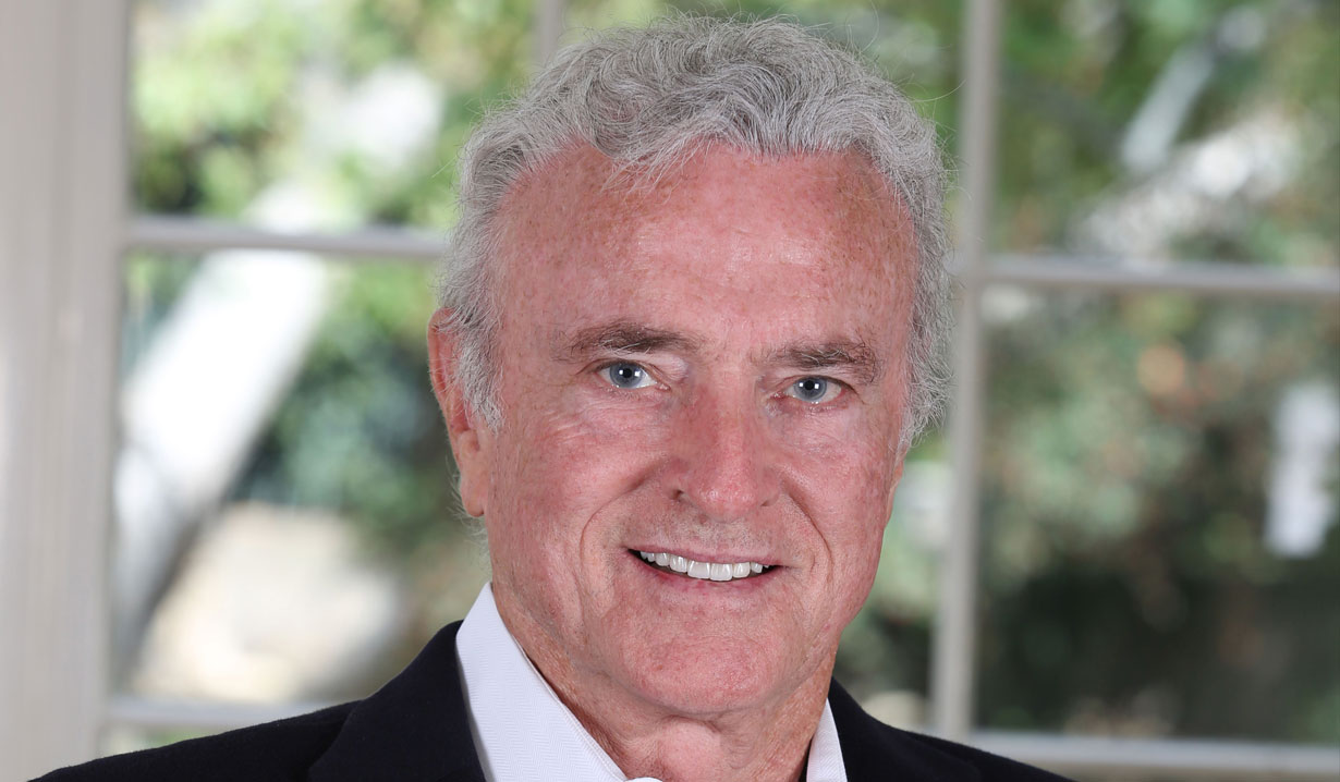 Kevin Dobson of Knots Landing
