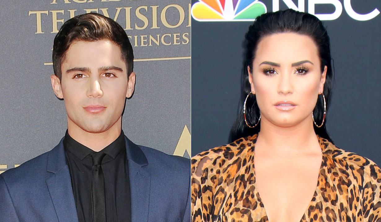 Max Ehrich & Demi Lovato Break Up