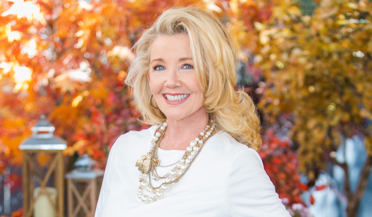 Melody Thomas Scott on Hallmark Channel's Home and Family