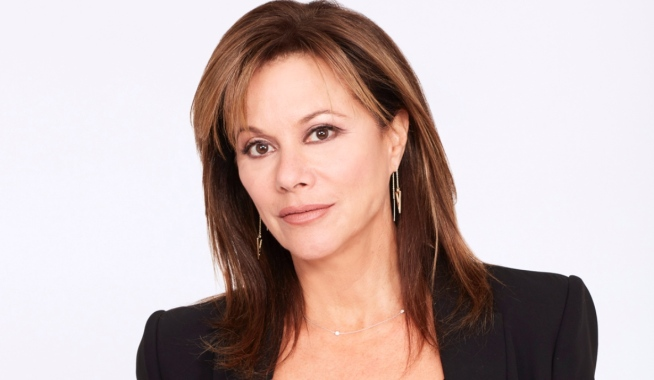 Nancy lee Grahn black jacket