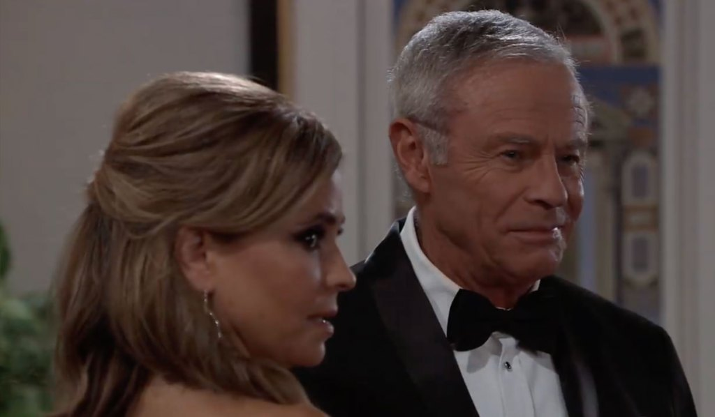 Olivia and Robert in Monte Carlo on GH