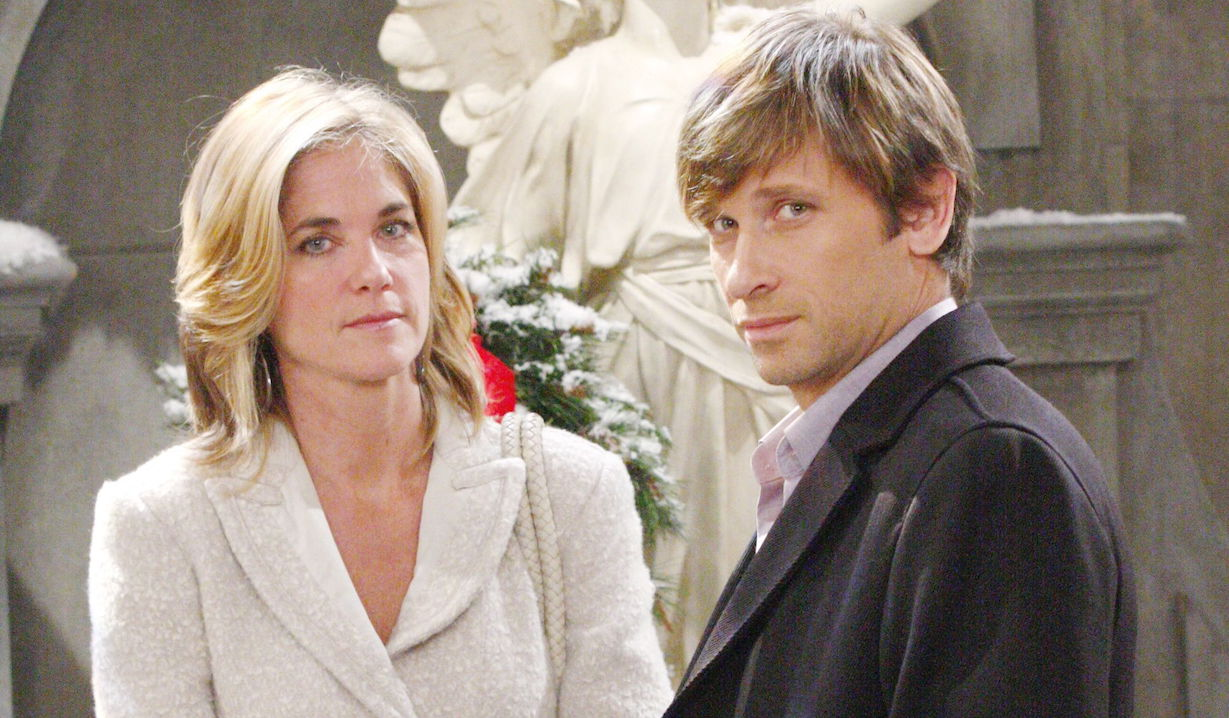 "Kassie DePaiva, Roger Howarth ""One Life to Live"" blair todd"