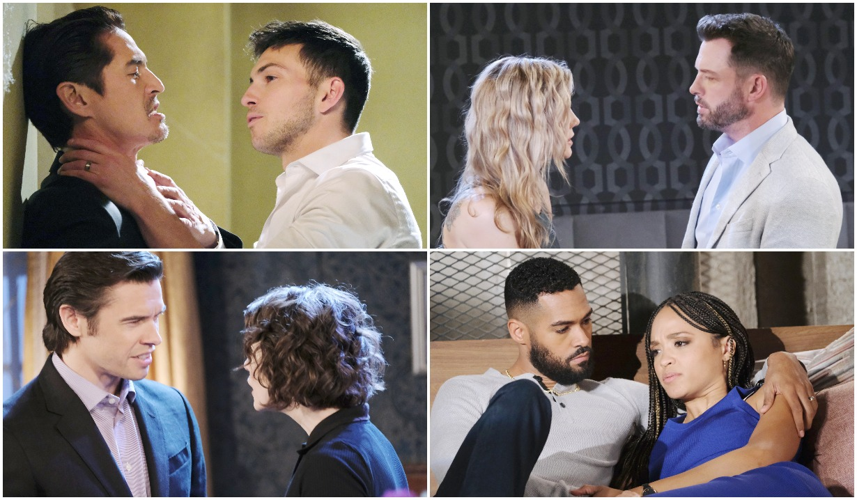 Days spoilers collage