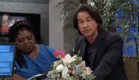Finn reacts to new Chief of Staff on General Hospital