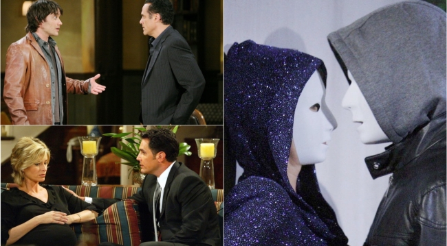 Shocking reveals in soap opera history