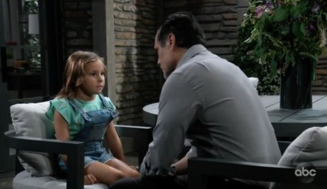 Sonny tells Avery about Mike on GH