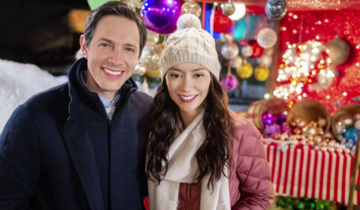 the christmas bow Hallmark Movies & Mysteries