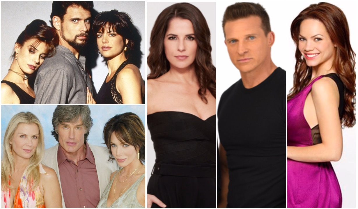 Soaps' All-Time Greatest Love Triangles, Ranked!